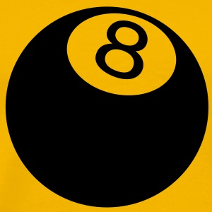8 Ball T-Shirts - Men's Premium T-Shirt