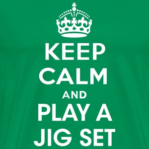 jig_set T-Shirts - Men's Premium T-Shirt