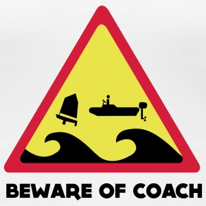 Beware Of Coach  - Opti Edition Girls Tee - Frauen Premium T-Shirt
