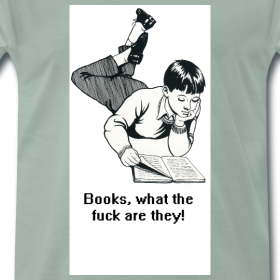 Design ~ Books? What the fuck are they?
