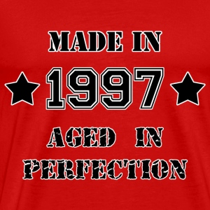 Made in 1997 Tee shirts - T-shirt Premium Homme