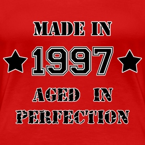 Made in 1997 Tee shirts - T-shirt Premium Femme