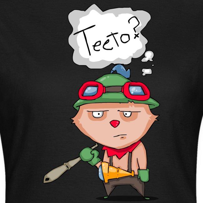 Girl Teeto