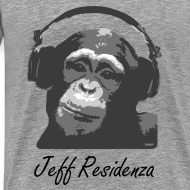 Ontwerp ~ Men Basic Shirt: Jeff Residenza - Monkey