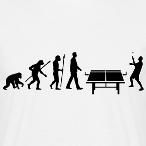 evolution_table_tennis_072012_b_1c T-Shirts - Men's T-Shirt