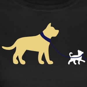 Chiens Tee shirts - T-shirt Femme