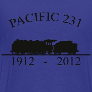 PACIFIC 231 (1912 - 2012) Tee shirts - T-shirt Premium Homme