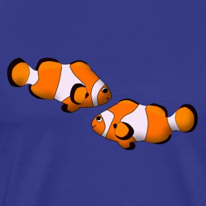 Clown fish T-Shirts - Men's Premium T-Shirt