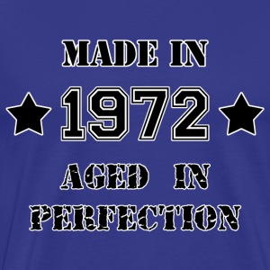 Made in 1972 Tee shirts - T-shirt Premium Homme