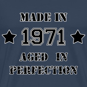 Made in 1971 T-shirts - Herre premium T-shirt