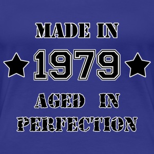 Made in 1979 T-Shirts - Frauen Premium T-Shirt
