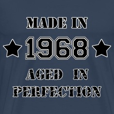Made in 1968 T-Shirts