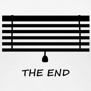 THE END T-Shirts - Women's Premium T-Shirt