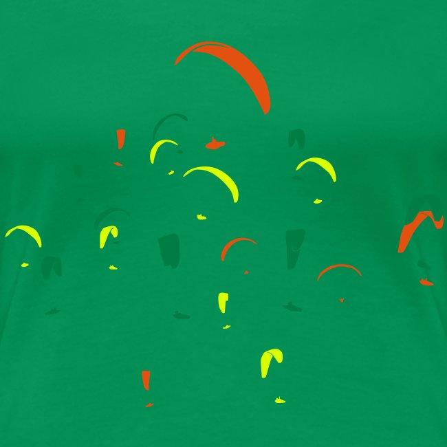 paragliding challange