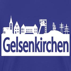 Skyline Gelsenkirchen