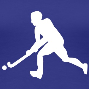 Hockey T-Shirts - Frauen Premium T-Shirt