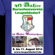 Motiv ~ 40 Jahre BVL - 10 Jahre Vereinshaus