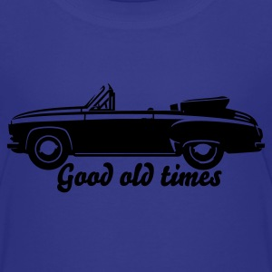 Oldtimer Cabrio Kinder T-Shirts - Teenager Premium T-Shirt