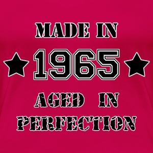 Made in 1965 T-Shirts - Women's Premium T-Shirt