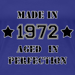 Made in 1972 Tee shirts - T-shirt Premium Femme