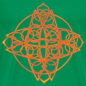 Celtic crown T-Shirts - Men's Premium T-Shirt