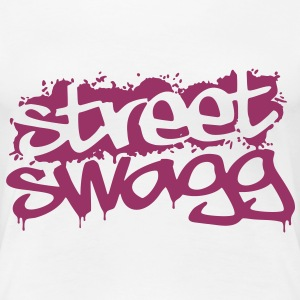 Street Swagg Tag T-Shirts - Women's Premium T-Shirt