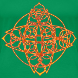 Celtic crown T-Shirts - Women's Premium T-Shirt