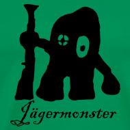 Motiv ~ Jägermonster-Shirt