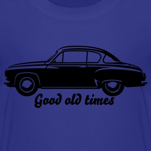 Oldtimer Coupe Kinder T-Shirts - Teenager Premium T-Shirt