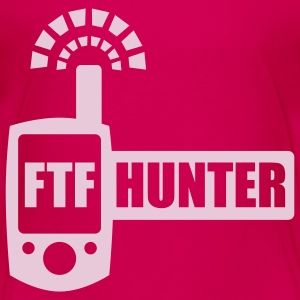 FTFHunter - 1color - 2011 T-shirts - Premium-T-shirt barn