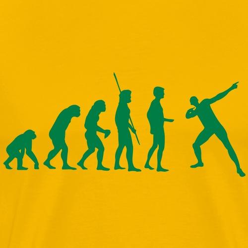 Evolution Usain Bolt