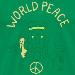 World Peace T-Shirts - Men's Premium T-Shirt