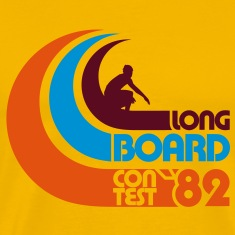 Surfing Longboard Contest 82