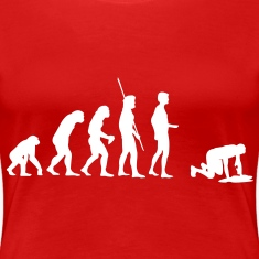 Evolution puke  T-Shirts