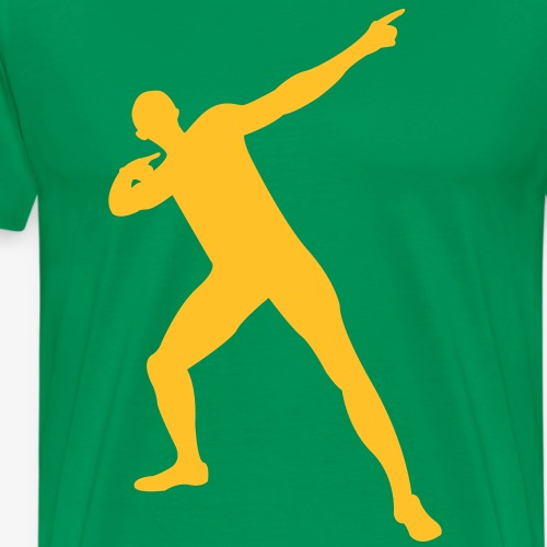 Usain Bolt Pose