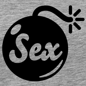 Sexbombe | Sex | Bomb T-Shirts - T-shirt Premium Homme