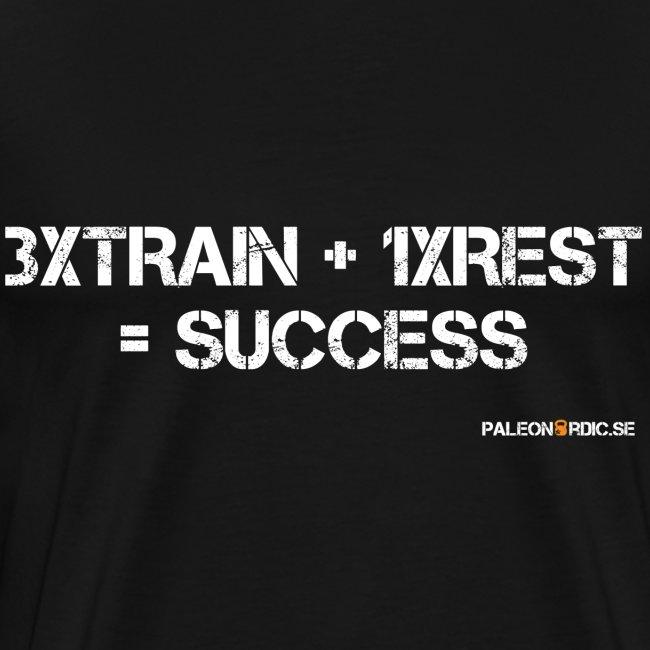 3XTRAIN+1XREST=SUCCESS HERR