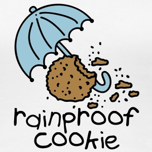 Rainproof cookie T-Shirts - Women's Premium T-Shirt