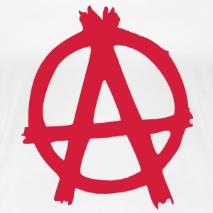 Anarchy T-Shirts - Frauen Premium T-Shirt