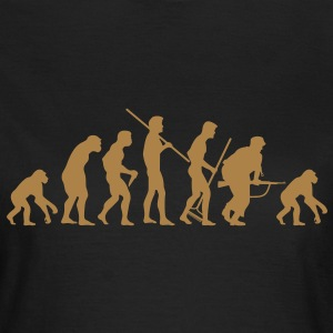Evolution - The Future - Frauen T-Shirt