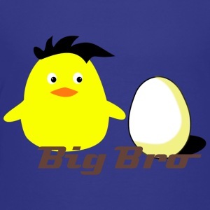 big_brother_chick Barn-T-shirts - Premium-T-shirt barn