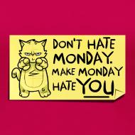 Design ~ Peppy: Don't Hate Mondays