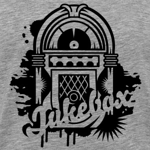 A jukebox graffiti T-Shirts - Men's Premium T-Shirt