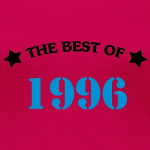 The Best of 1996 T-shirt - Maglietta Premium da donna
