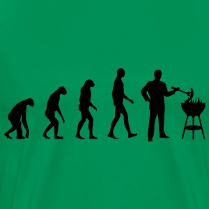 Evolution Grill T-Shirts - Men's Premium T-Shirt