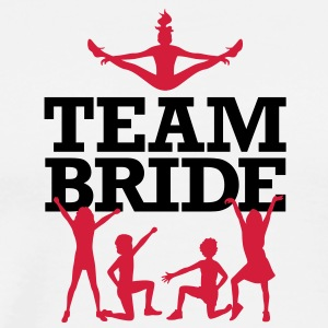 Team Bride 2 (2c)++ T-skjorter - Premium T-skjorte for menn