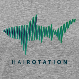 hairotation - Männer Premium T-Shirt
