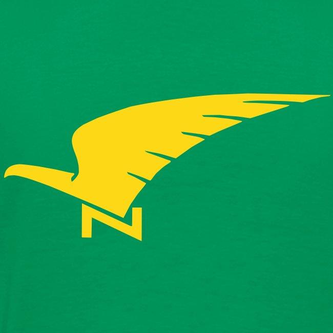 Tshirt vert armée SNCAN Stampe