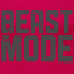 Beast Mode - Women's Premium T-Shirt