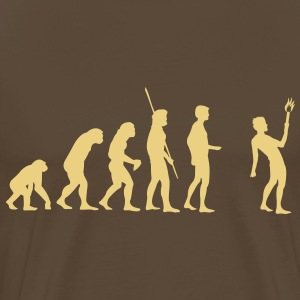 Evolution Pyrotechnik T-Shirts - Men's Premium T-Shirt